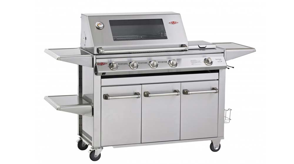 barbecue beefeater movel trolley