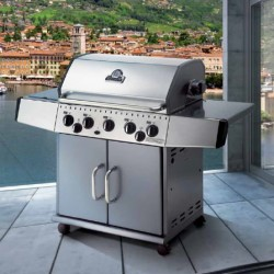 Conheça o prazer de um Barbecue a gás!