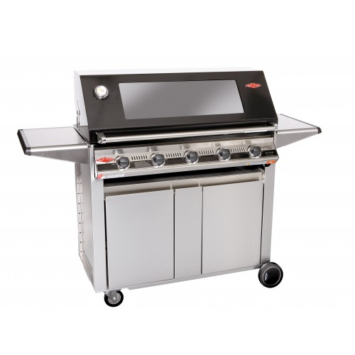 Beefeater S3000S 5 Burner BBQ c/ trolley