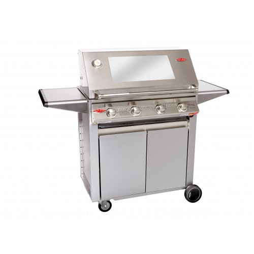 Beefeater S3000S 4 Burner BBQ c/ trolley