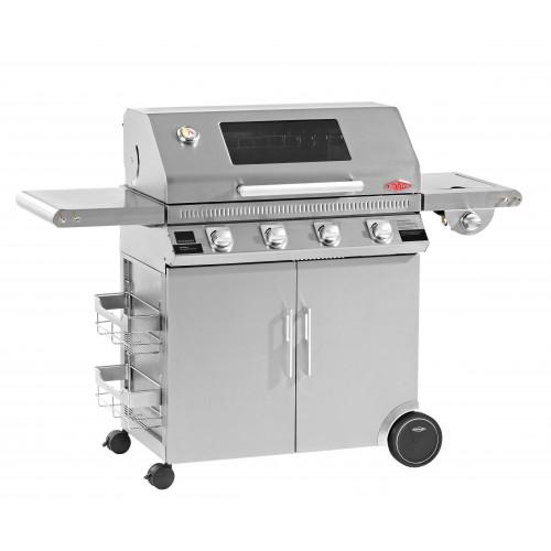 Beefeater S1100S 4 Burner BBQ c/ trolley INOX