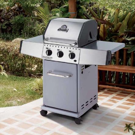 Barbecue a gás