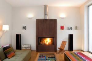 lareiras com recuperador de calor