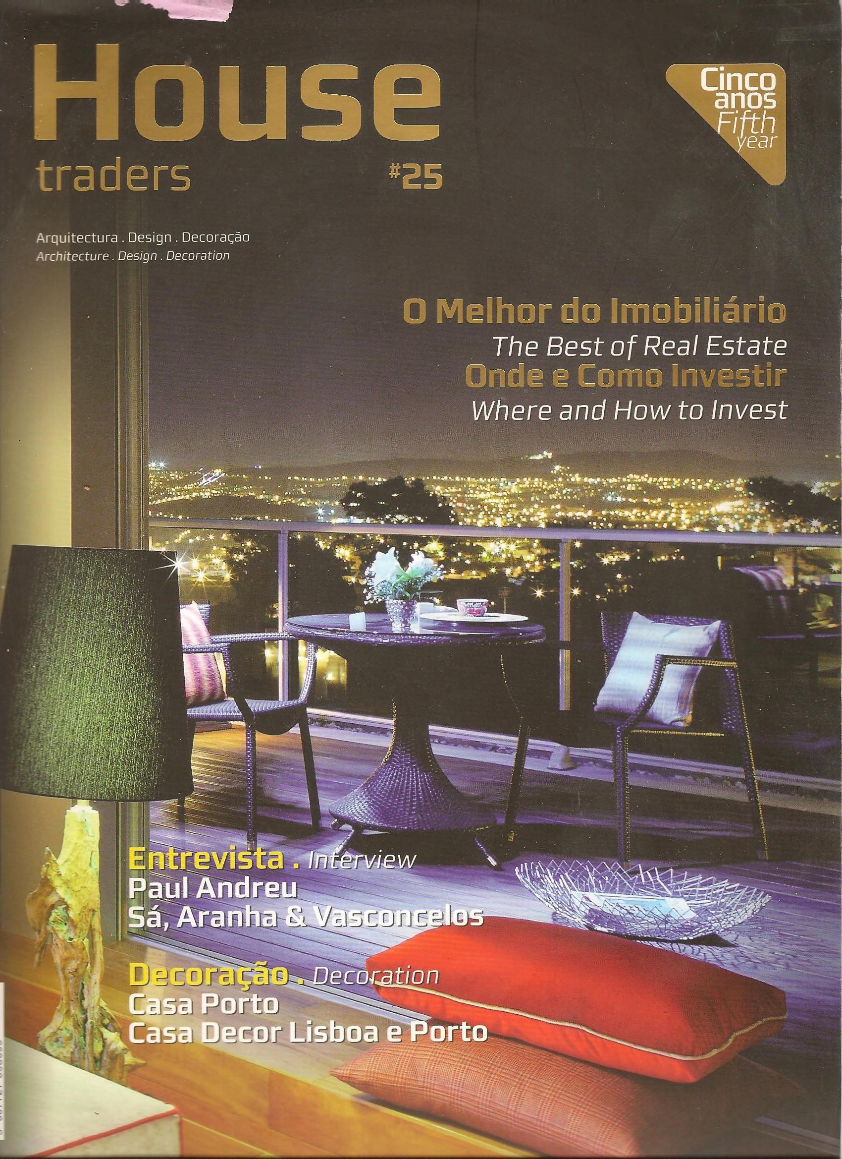 Revista House Trader 2009 – Janeiro