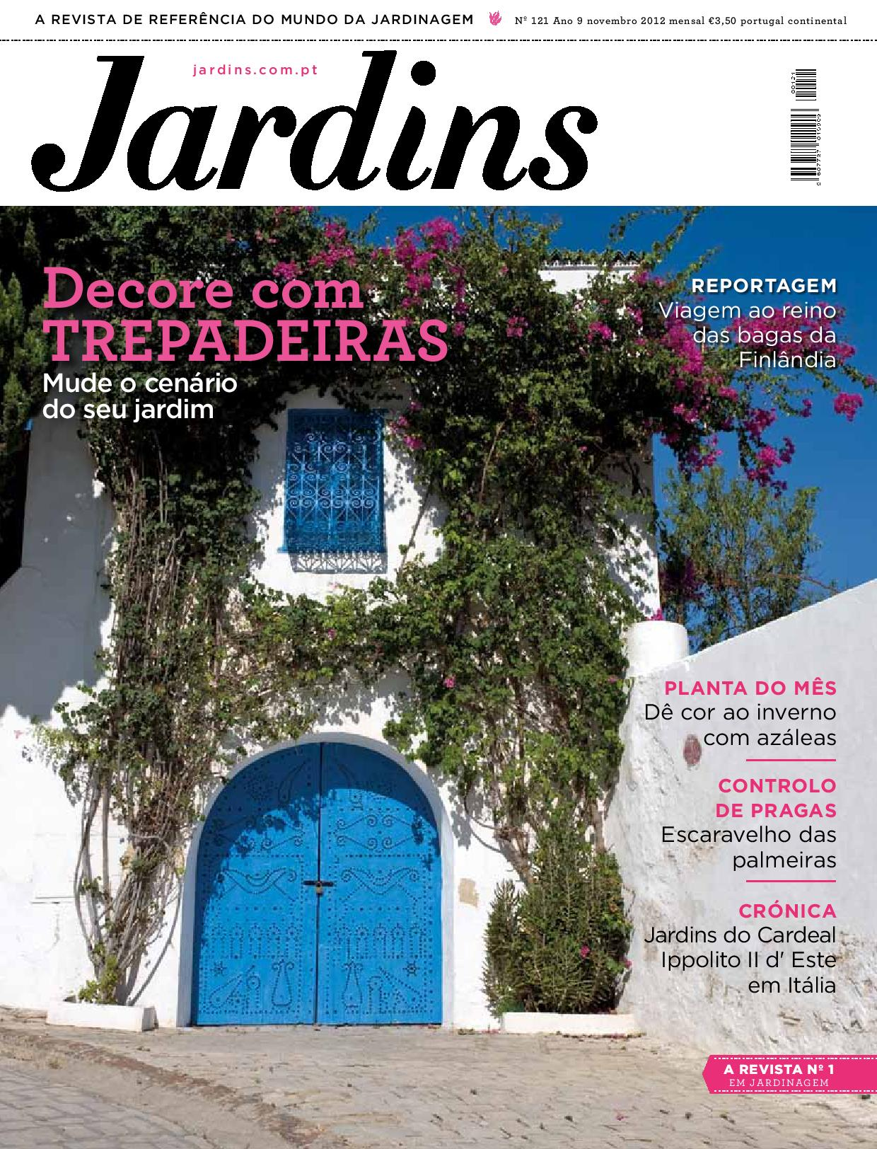 Revista Jardins 2012 – Novembro