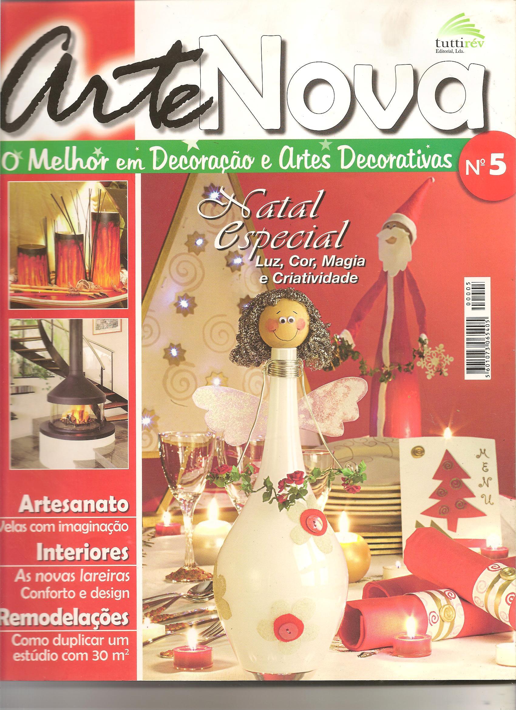 Revista Arte Nova 2009